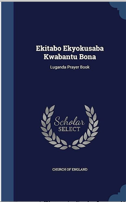 Luganda Prayer Book/Enjatula